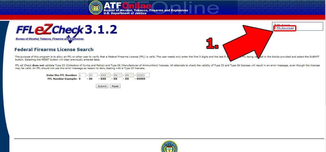 FFL Ez Check Syestem pic.3