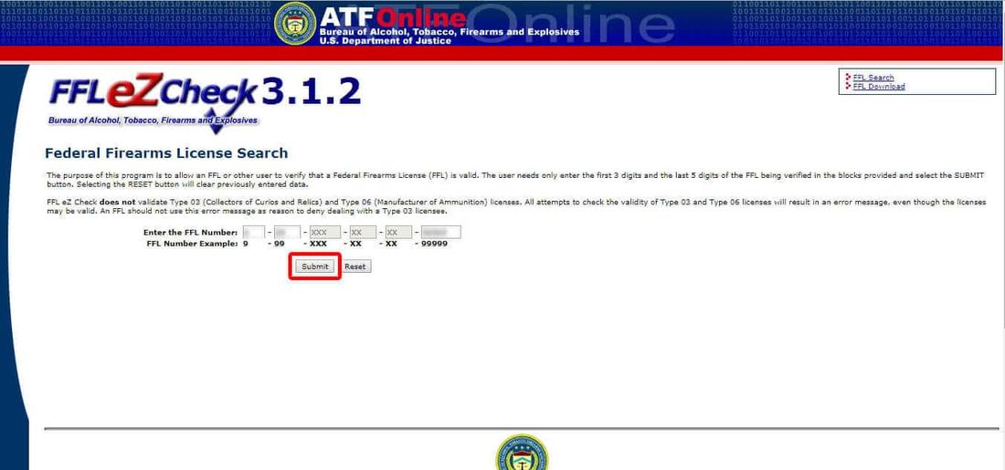 FFL Ez Check Syestem pic.2
