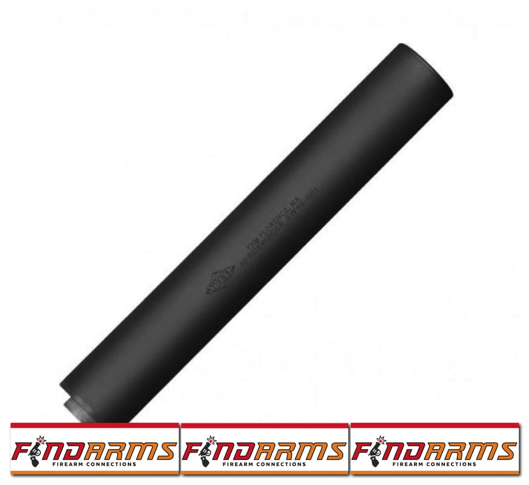 For Sale: YANKEE HILL MACHINE SIDEWINDER 40 S&W 9/16x24 SUPPRESSOR - Black