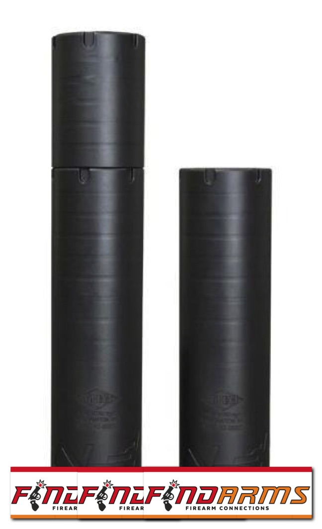 For Sale: YANKEE HILL MACHINE CO NITRO N20 SUPPRESSOR 9MM YHM-2105-28 - BLACK